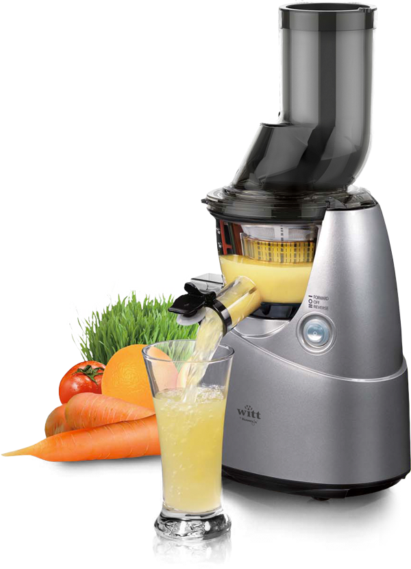 Witt By Kuvings B6100 Slow Juicer Pris : Den absolutt beste slow juicer - Witt by Kuvings
