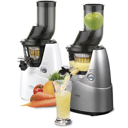 Witt Slow Juicer Dba : Witt by Kuvings C9600 Slow Juicer witt.zone