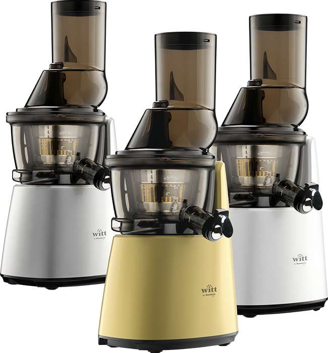 Witt By Kuvings Slow Juicer Review : Witt by Kuvings C9600 Slow Juicer witt.zone