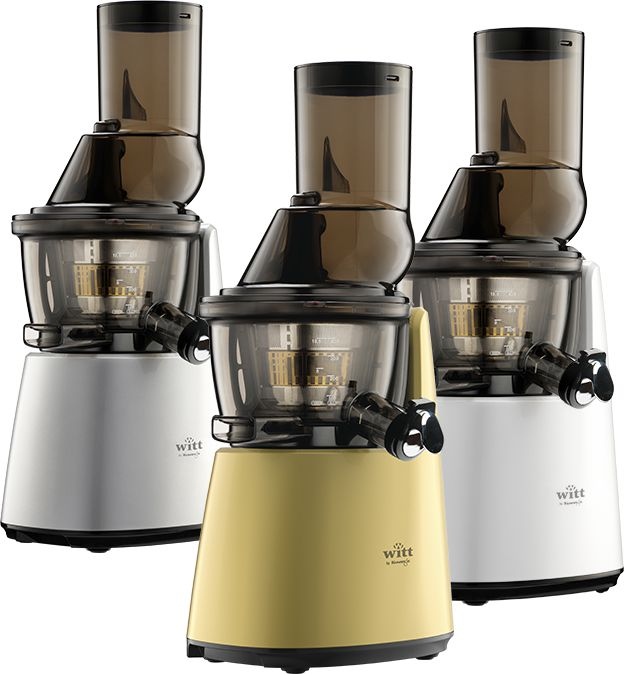 Witt Slow Juicer Tilbud : Witt by Kuvings C9600 - Witt Slow Juicere