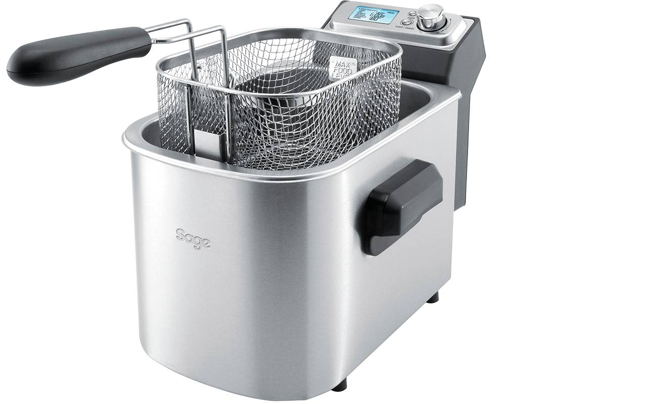 the Smart Fryer - Sage™ by Heston Blumenthal®