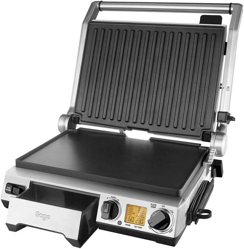 the smart grill pro from sage by heston blumenthal